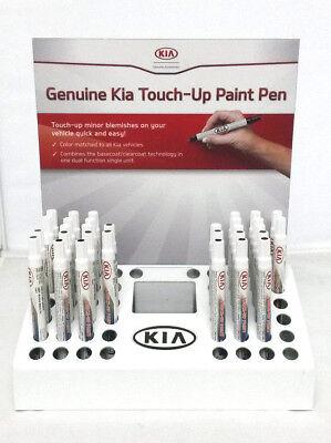 Superior Kia Touch Up Paint Micro Blue Color Code M6B UA017 TU5014M6BA OEM Paint