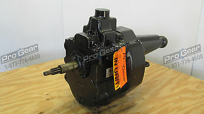 NP435 Ford 4 speed Transmission with low gear Slip Yoke For Sale