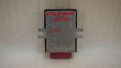 N54 Fuel Pump Control Module