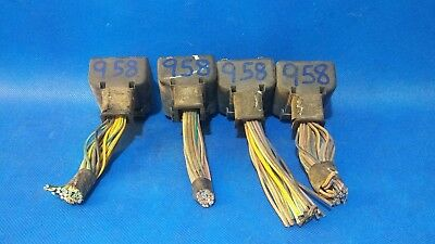 05 dodge ram truck 1500 5 7 ecm ecu pcm wiring harness plugs connectors 958  930  $39 99