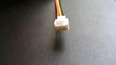 3-Pin Power Wire Harness Plug Equalizer EQ KENWOOD KGC-4042 KGC-6042 on kenwood wiring-diagram, kenwood power supply, kenwood ddx6019, kenwood remote control, kenwood instruction manual,