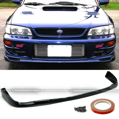 167222ee896 For  Impreza GC8 Urethane STI Style PU Front Bumper Chin Lip Body Kit.   54.99