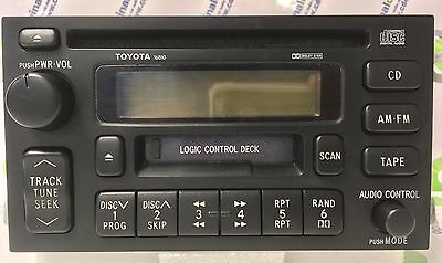 toyota avalon radio not working