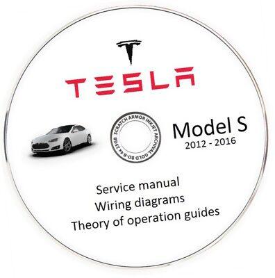 Tesla model s-2012-2017-electric cars tesla workshop manual hybrid.