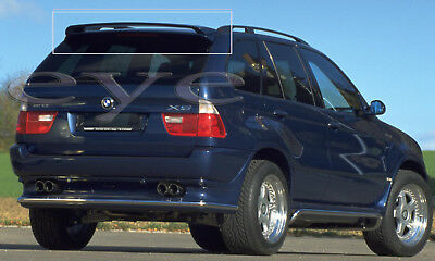 9dd5279d7b57 BMW X5 E53 REAR ROOF SPOILER BOOT   TRUNK   TAILGATE For Sale