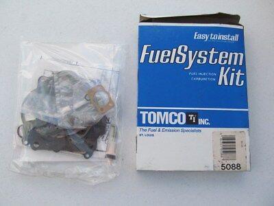 Rochester 2bbl 2G 2GC 2GV Carburetor Rebuild Kit TOMCO 5088