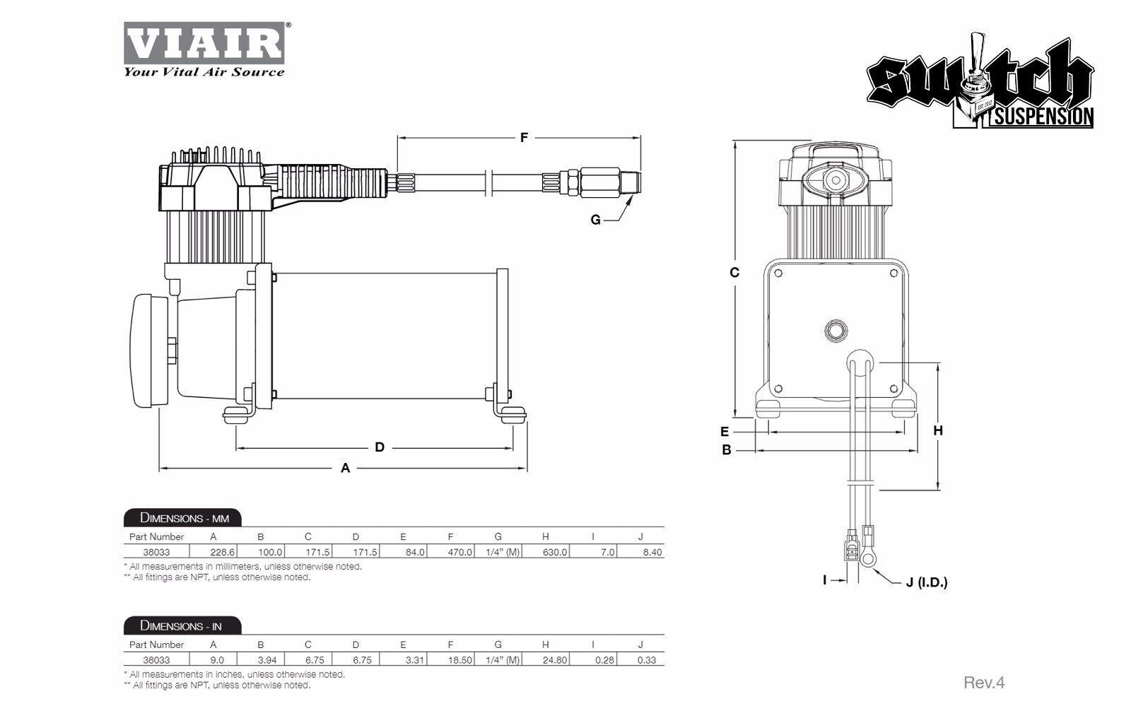 Suspension Diagram On Viair 12 Volt Air Compressor Wiring Diagram