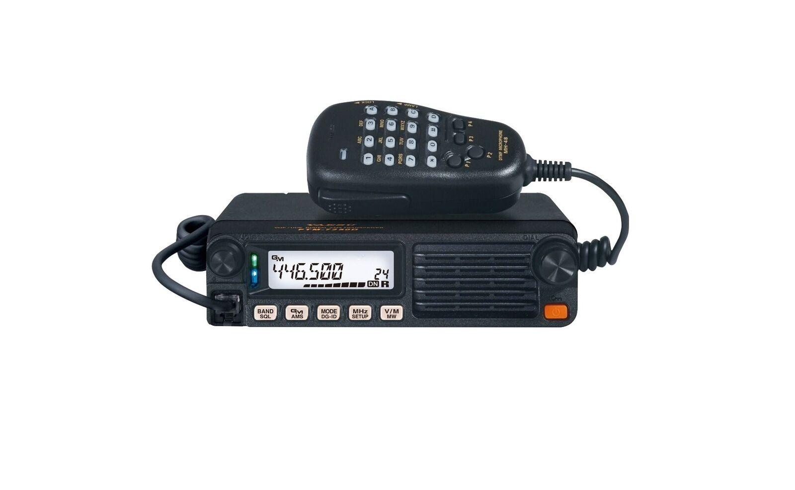 Yaesu FTM-7250DR C4FM/FM 50W 144/ 430MHz Digital AMS