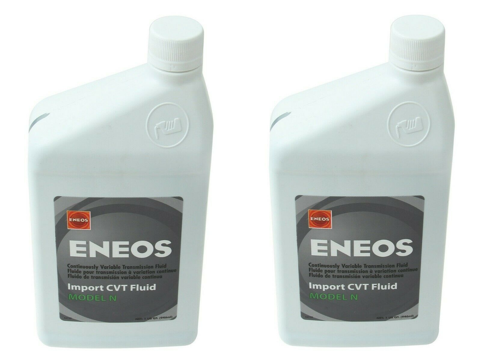 For Set of 2 Quart Auto Trans CVT Fluid for Nissan