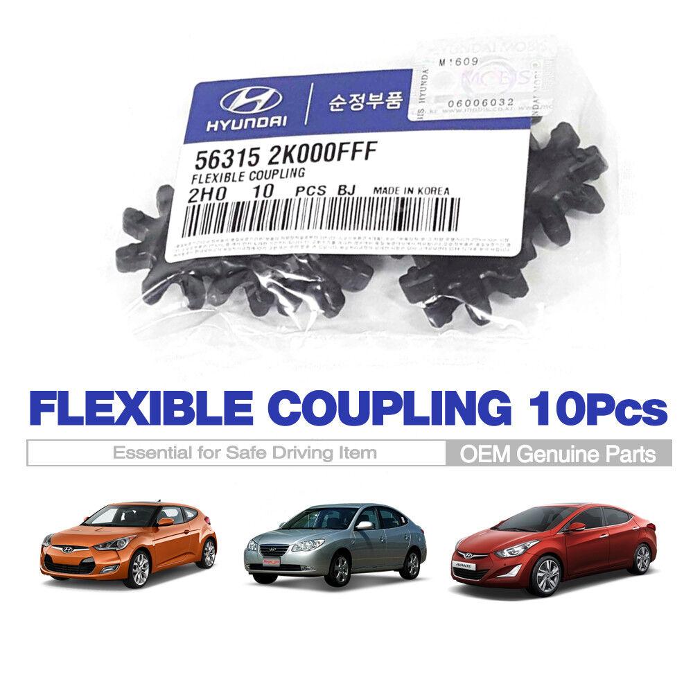 Hyundai Elantra 2007 For Sale: OEM Parts 563152K000FFF 10Pcs Flexible Coupling For
