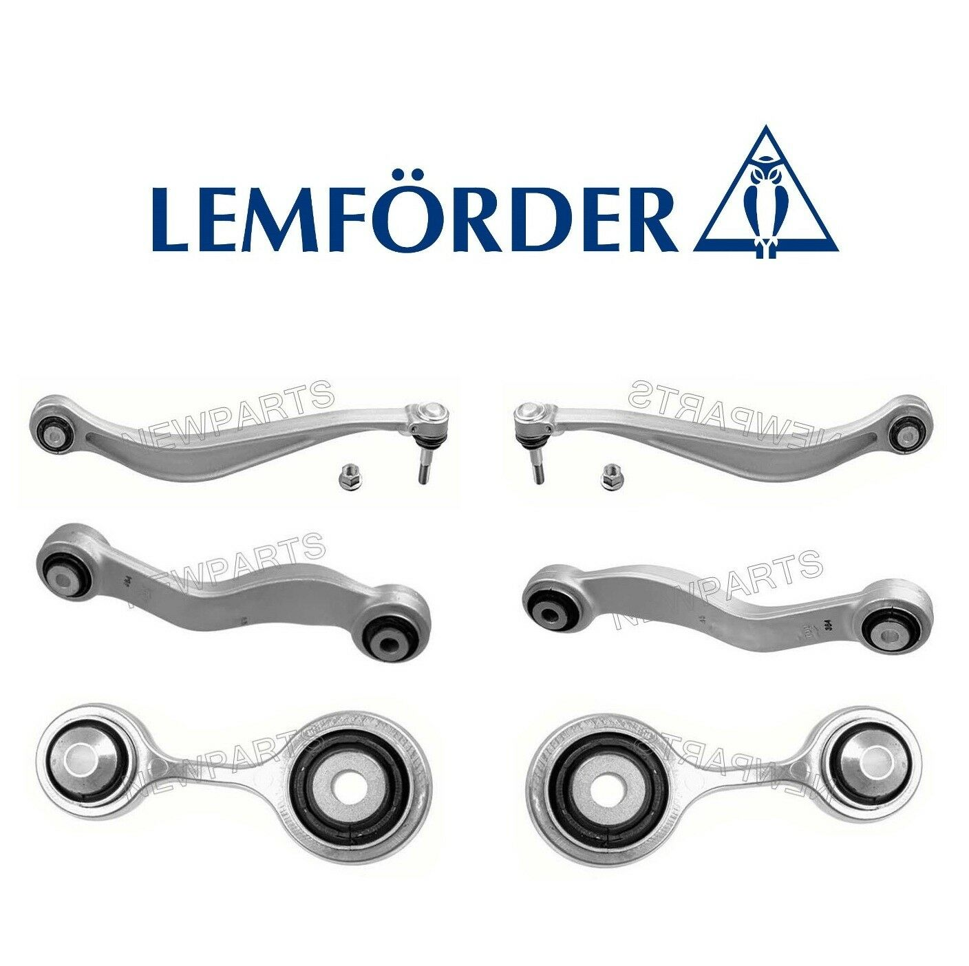 For BMW F10 F12 F13 Front Passenger Right Lower Forward Control Arm /& Ball Joint