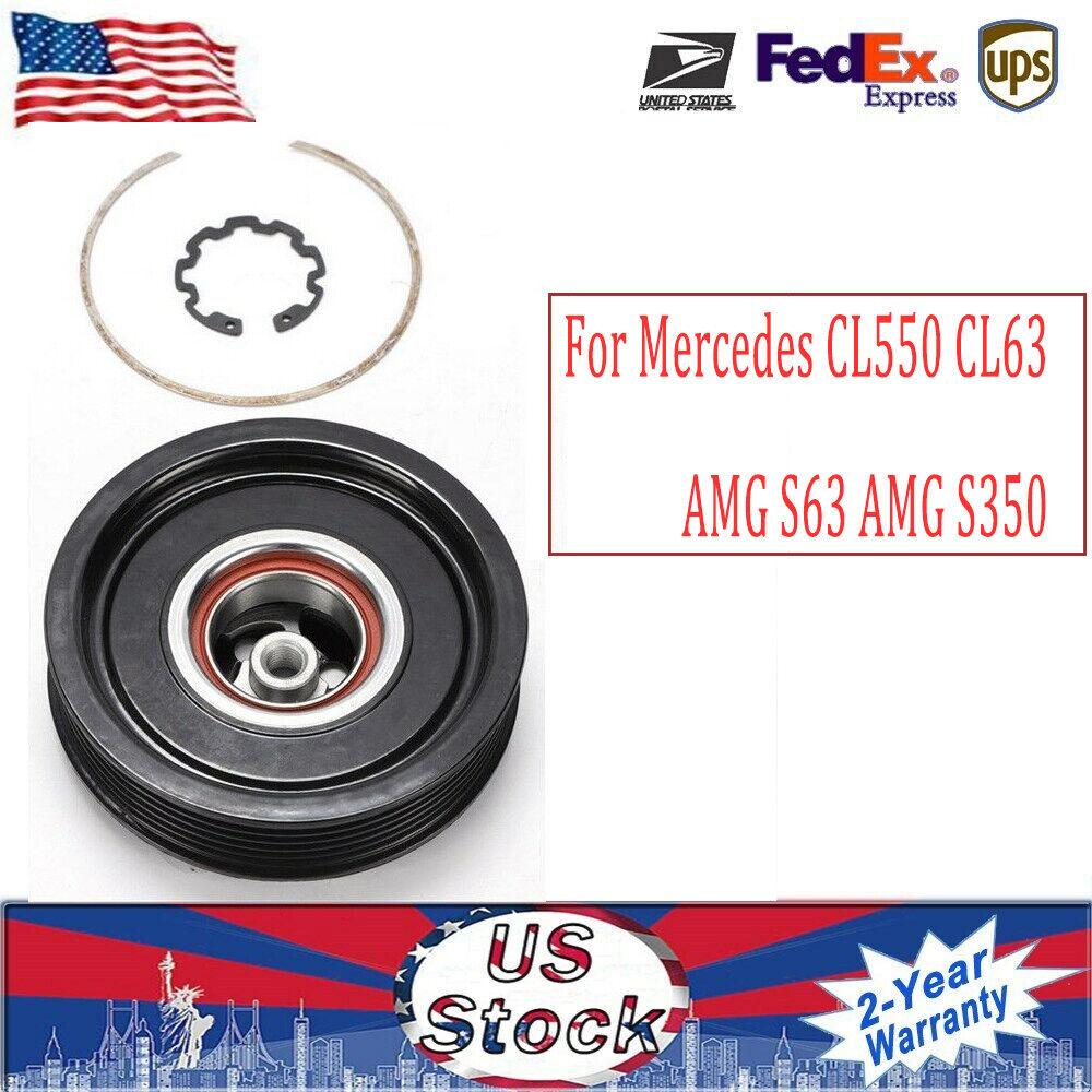 A/C AC Compressor Clutch For Mercedes Models 7SEU17C W/6 Groove