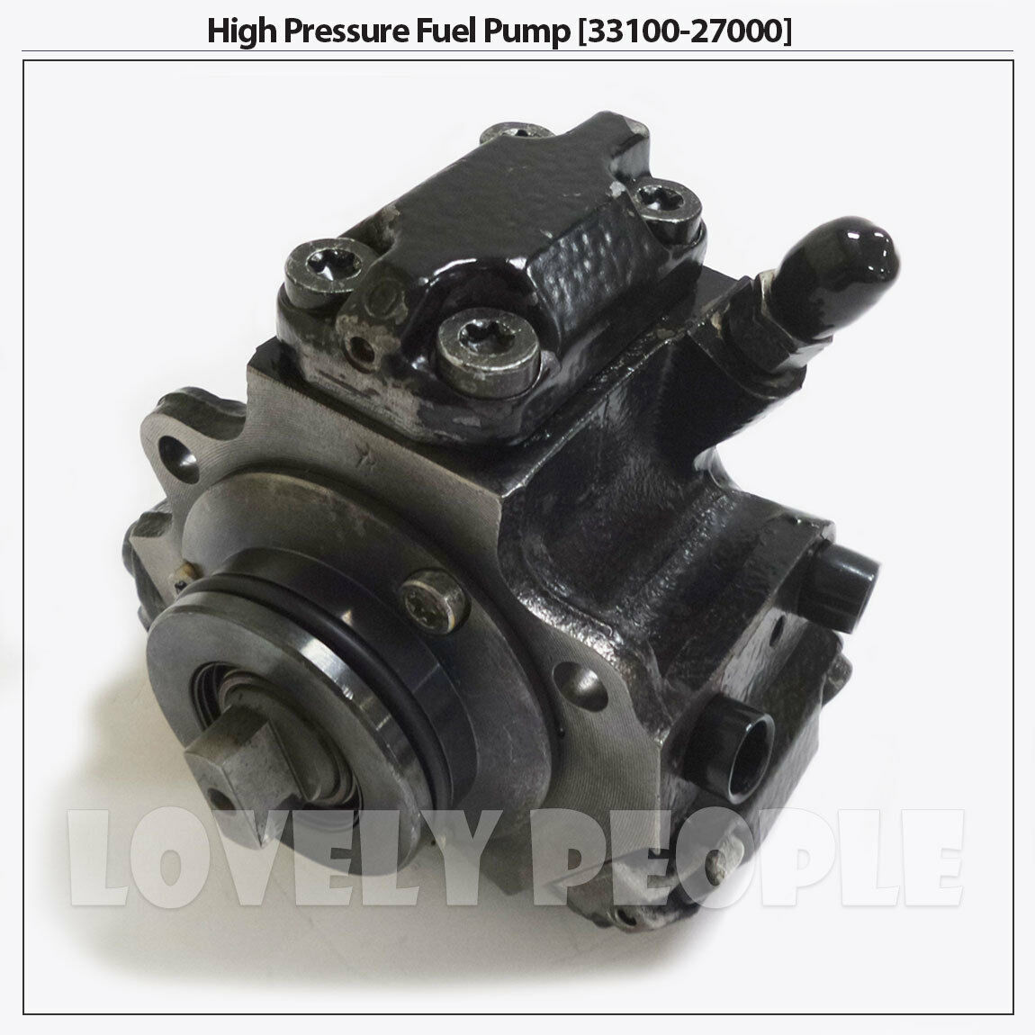 Diesel Fuel High Pressure Pump 33100 27000 for Hyundai Santa