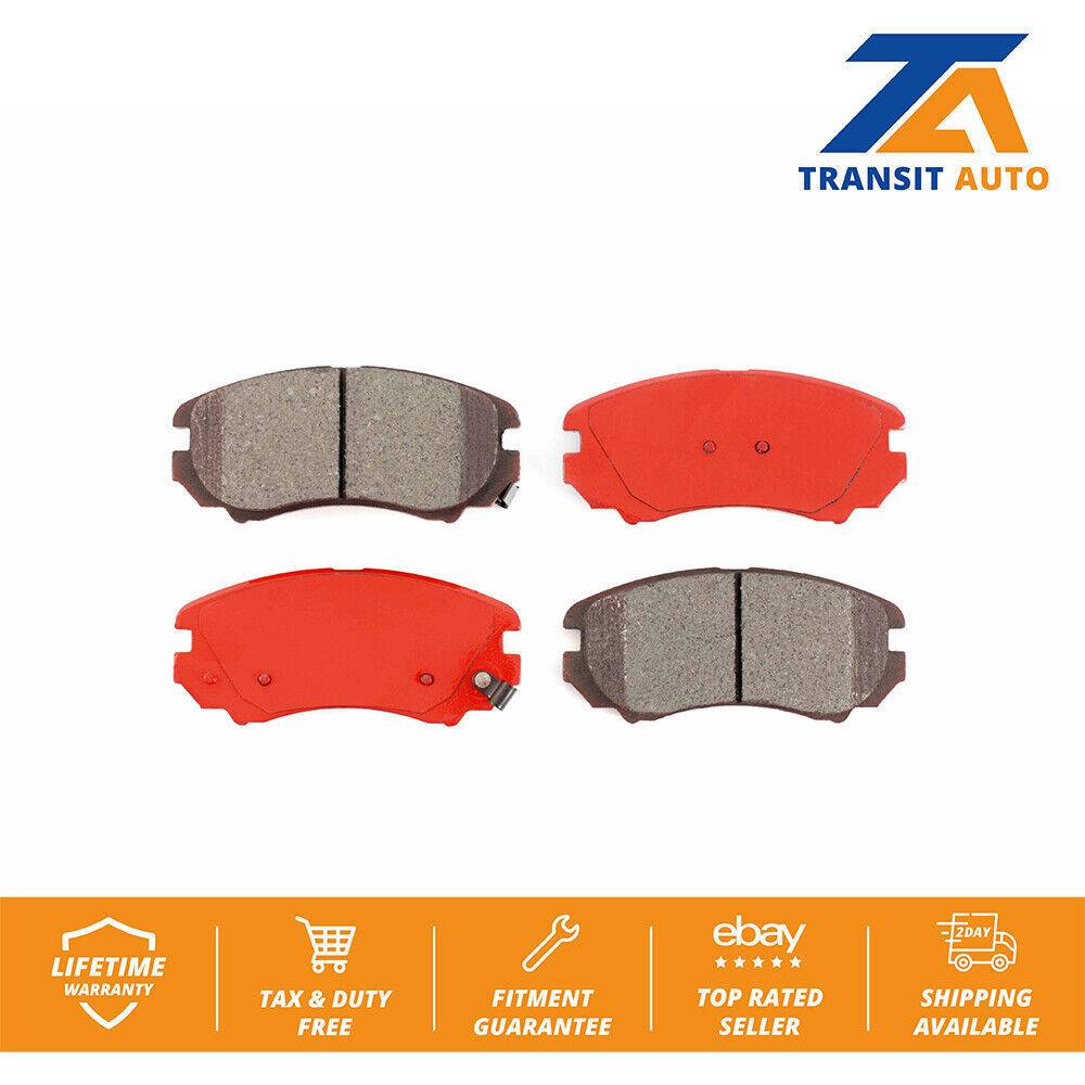 2010 2011 2012 For Hyundai Tucson Rear Semi Metallic Brake Pads