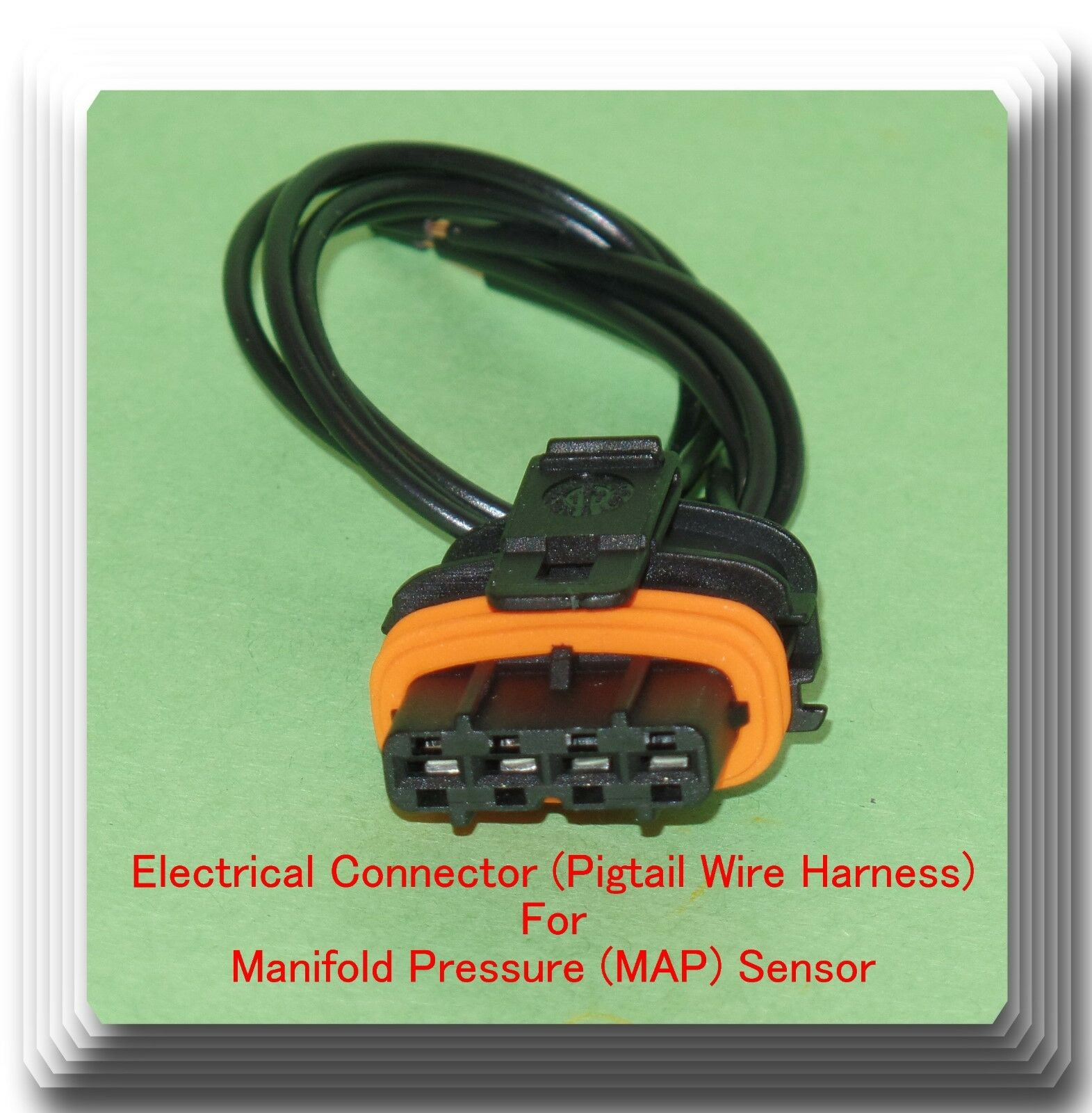 Electrical Connector of Manifold Pressure (MAP) Sensor AS417
