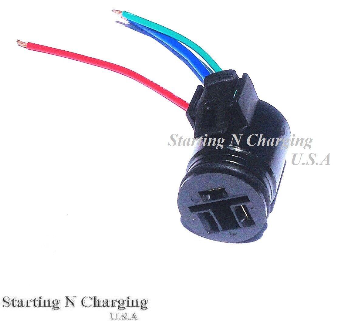 Chevy Suzuki Denso Alternator Harness 3 Wire Repair Plug Connector Toyota Wiring For Sale