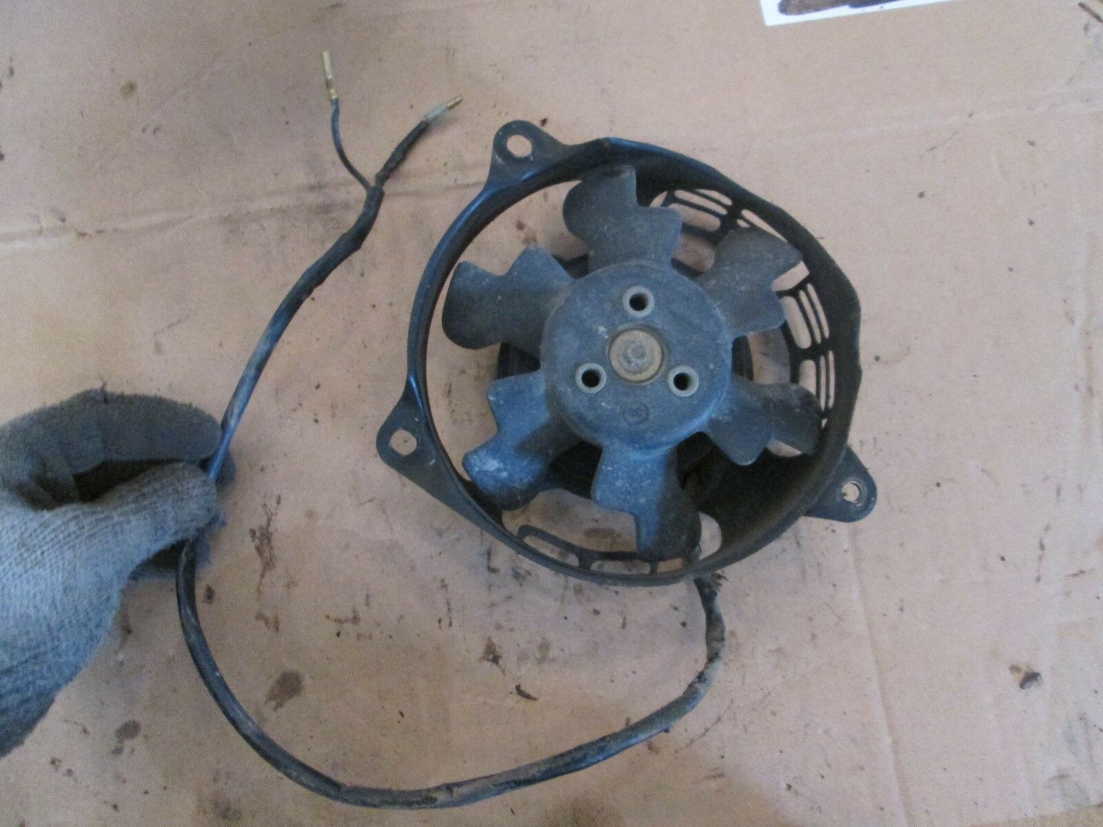 1983 Honda Shadow Vt500 Vt 500 Radiator Fan For Sale Vt500c Parts