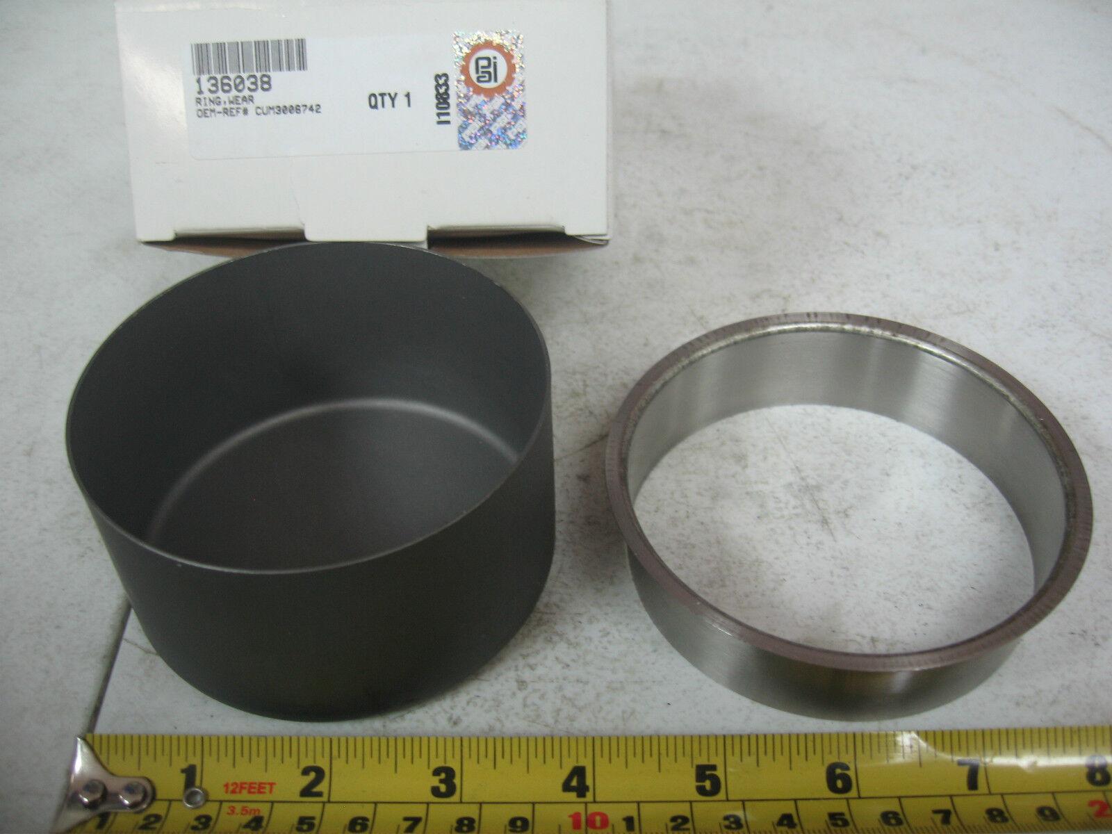 Front Crankshaft Wear Ring Sleeve For Cummins N14 855  Pai