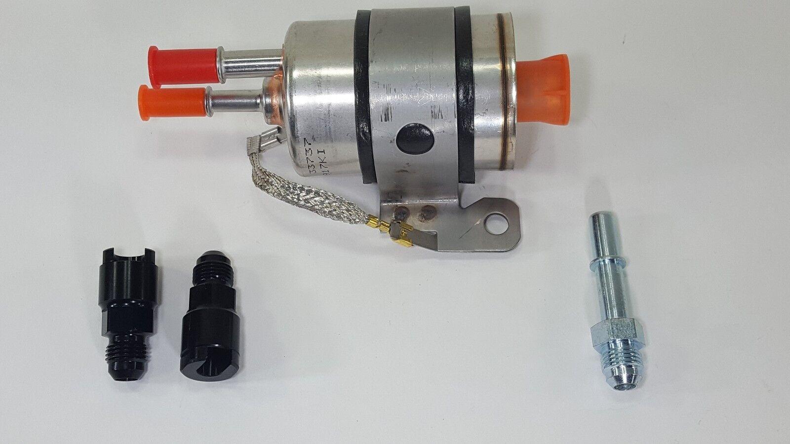Ls1 Fuel Filter Regulator Kit Engine Swap For Returnless Rails Russell Filters Sale