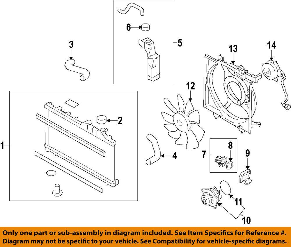 Subaru Oem 09 15 Forester Radiator Cap 45153aa000 For Sale Motor Diagram