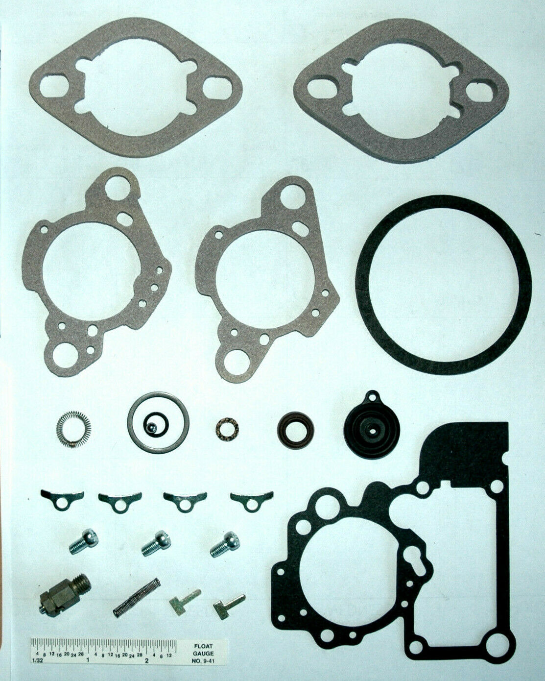 ROCHESTER MONOJET CARBURETOR KIT 1968-1976 CHEVY/GMC TRUCK