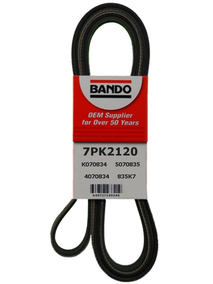 Dayco 7PVK2120 Serpentine Belt