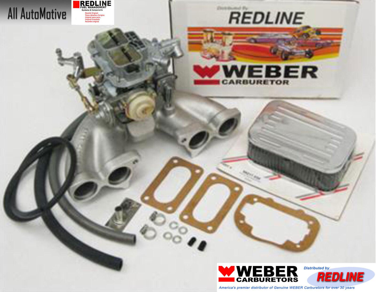 Volvo Penta Carburetor aq115 aq130 (B20) Weber Carburetor
