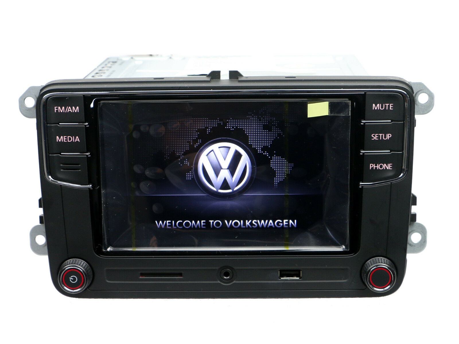 oem vw rcd330 plus radio 6 5   mib ui bluetooth usb aux user manual touran 2016 owner's manual touran