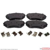 Disc Brake Pad Set-Standard Premium Disc Brake Pad Front MOTORCRAFT BR-1158-B