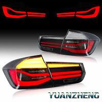 Genuine Bmw Led Lci Rear Tail Lights F30 3 Series F80 M3 Retrofit