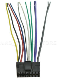 wire harness for jvc kd-g340 kdg340 *pay today ships today*