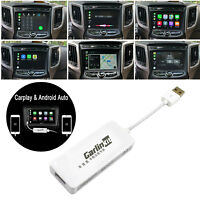 USB Apple Carplay Dongle For iPhone Android WinCE System Car