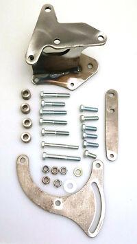 Pontiac A/C Compressor Bracket 350 400 428 455 Sanden 508 Air