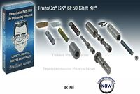 Transgo Shift Kit Ford Lincoln 6F35 Transmission 2009-2013 SK 6F35