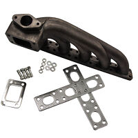 M50/ M52 Engine Cast Iron Turbo Exhaust Manifold for BMW E36