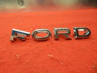62 63 Ford Falcon trunk letters tailgate trunk panel For Sale