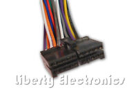 Xd Vision Stereo Wiring Harness For Car on