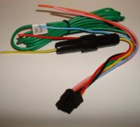kenwood 4 pin power wire harness kvt 719dvd 819dvd monitor for sale