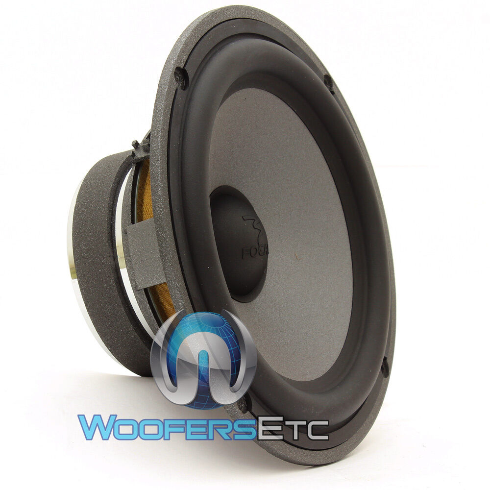 """SINGLE FOCAL PIECE MIDWOOFER 6.5/"""" MIDRANGE SPEAKER FROM HP-165A3 REPLACEMENT NEW"""