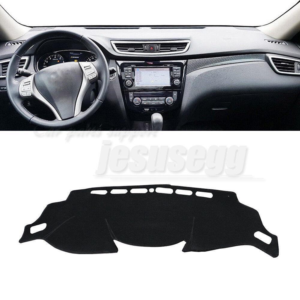 For 14-17 Nissan Rogue X-trail T32 LHD Sun Shade Visor Pad Dashboard ... c4145d6a1a6