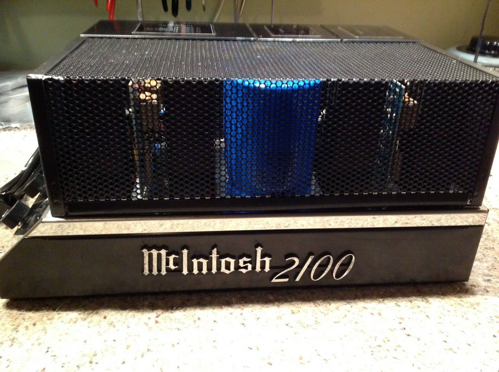 Mcintosh Glass Replacement