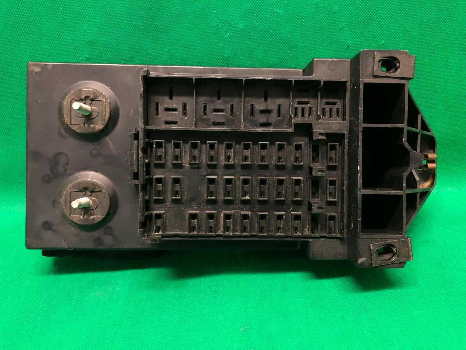 1997 97 98 Ford F150 Truck Interior Dash Fuse Box Relay Fusebox F65b