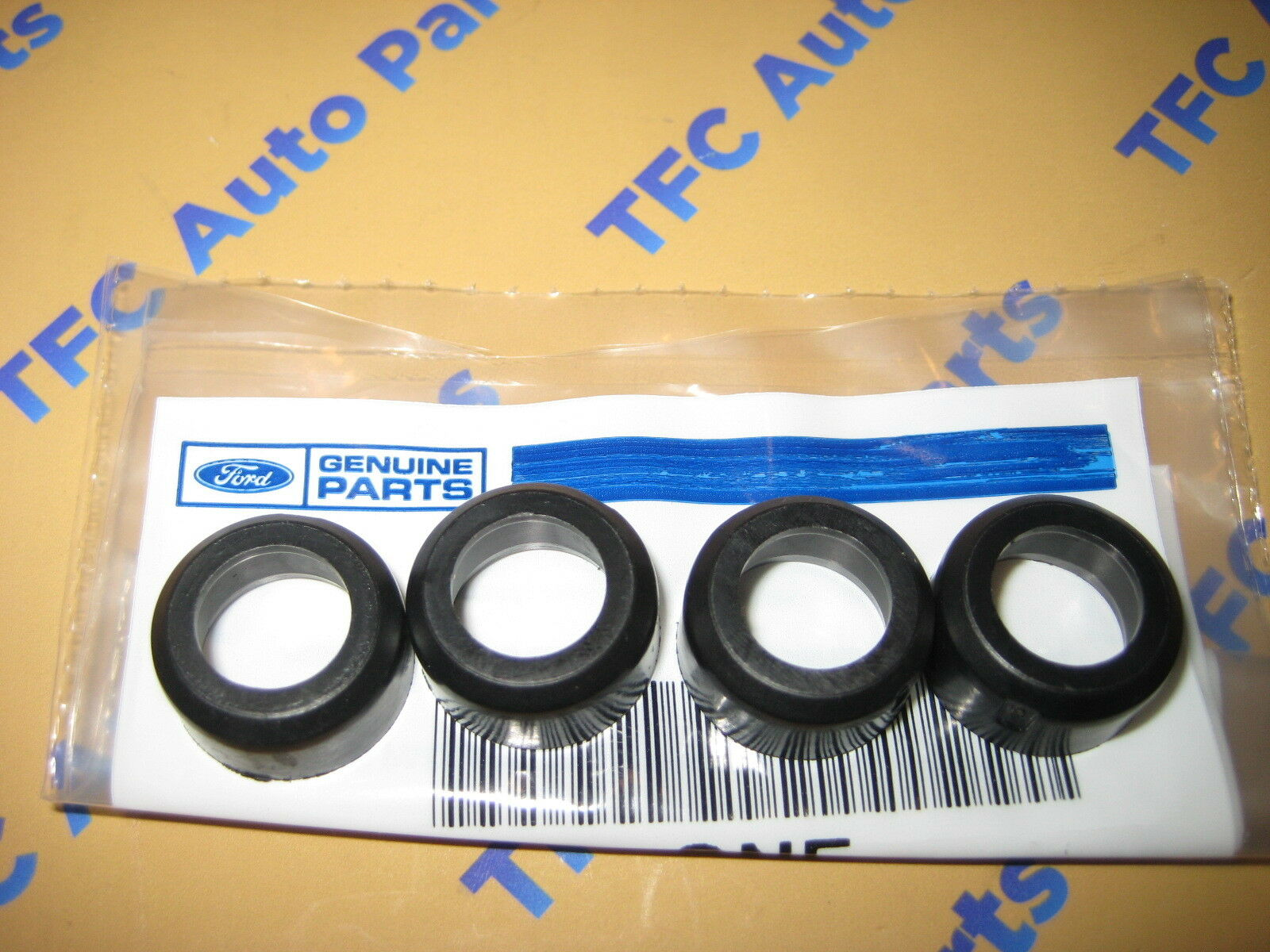 Ford Ranger Explorer Mustang 4.0L Fuel Injector Seal Adapter OEM F77Z-9G512-AA
