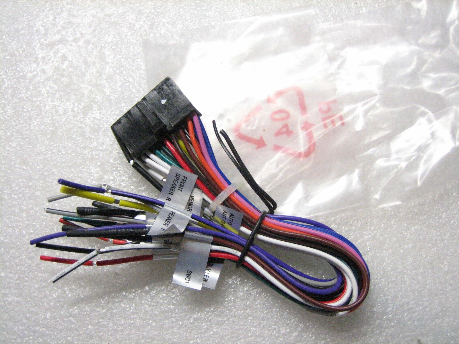 Dual Xdvd276bt Wiring Harness