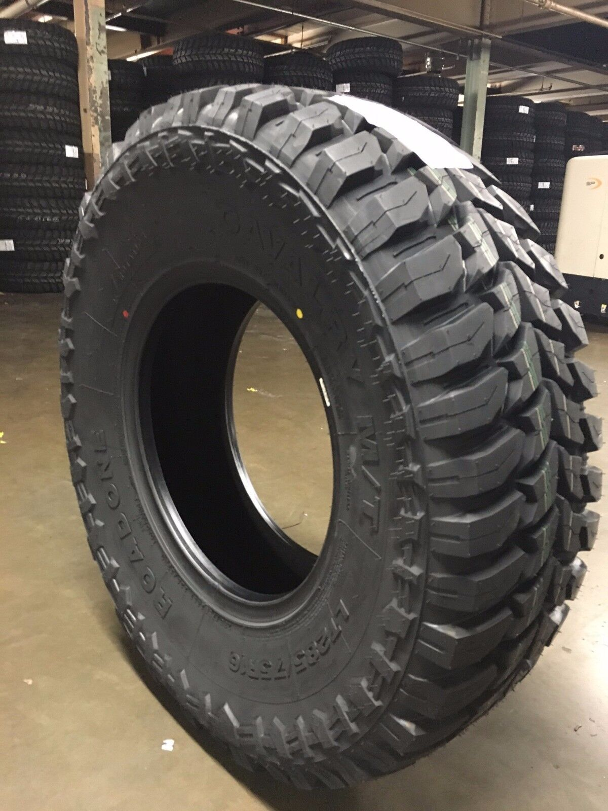 4 New 33x12 50 15crosswind Mt Tires 33 12 50 15 12 50r15 Mud Tires