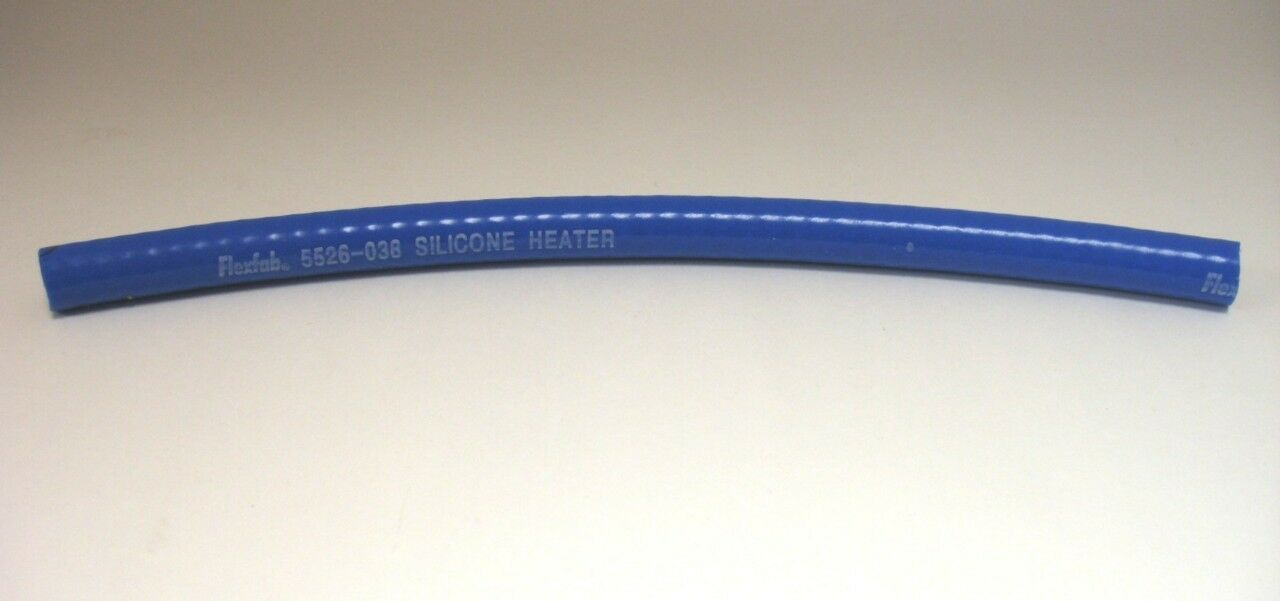 3 8 Id Flexfab 5526 038 Silicone Heater Hose Ft Blue 10mm Radiator Coolant For