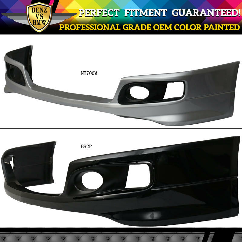 Fits 06-08 Acura TSX OE Front Bumper Lip Spoiler OEM