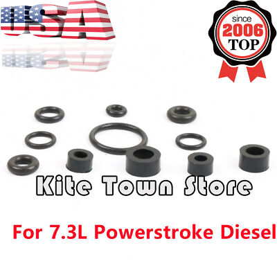 fuel filter housing o-ring seal kit for ford 7 3 7 3l powerstroke diesel  99-03