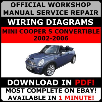 2006 mini cooper s manual pdf