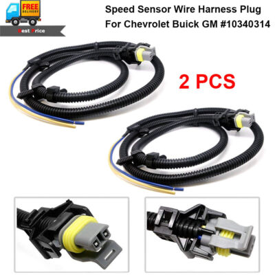 Pleasing Dorman Front Right Abs Speed Sensor Wiring Harness For Chevy Impala Kv Wiring 101 Orsalhahutechinfo